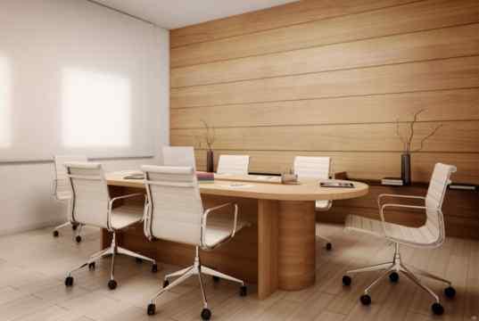 Imagem Ilustrativa da Sala de Reunião