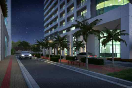 Imagem Ilustrativa do Boulevard Externo