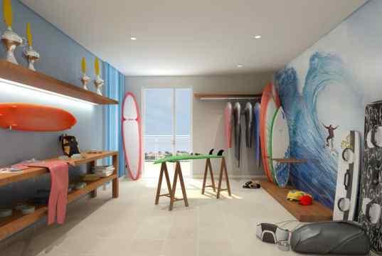 Imagem ilustrativa da oficina de surf