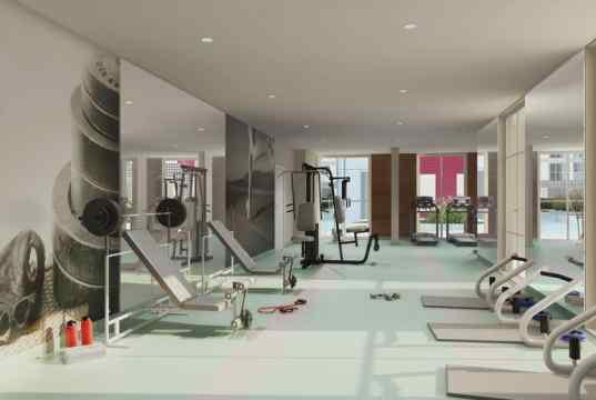 Imagem ilustrativa do fitness