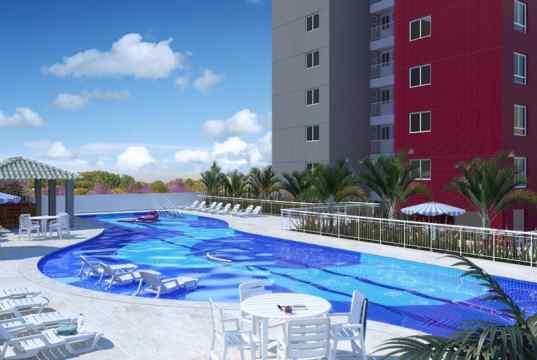 Imagem ilustrativa da piscina